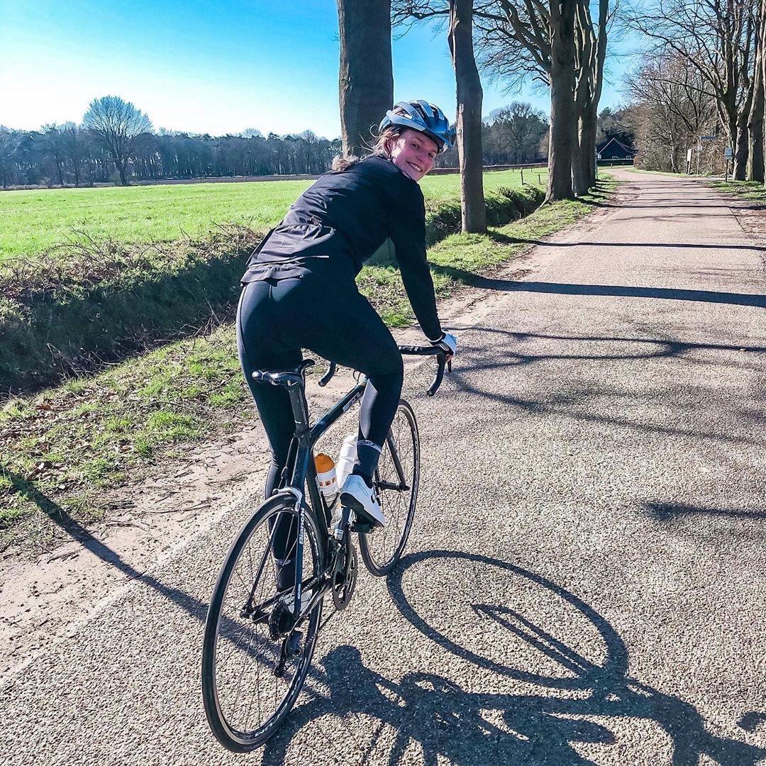 Fietsongemakken: stijve nek tijdens het fietsen