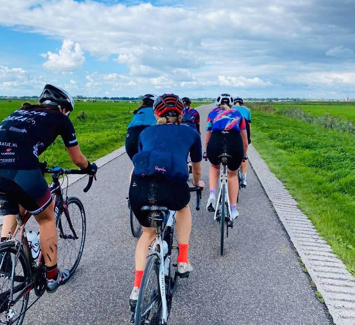 Motivatie om te blijven fietsen in de herfst en in tijden van corona