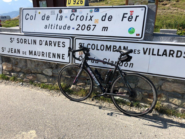 Inspirerend fietsverhaal: Cyclo Trilogie de Maurienne